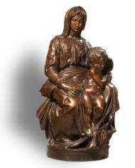 madonna-bruges-michelangelo-bronzo