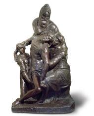 pieta-bandini-michelangelo-bronzo