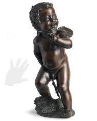 putto-cavicchioli-bronzo-silhouette