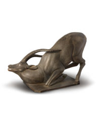 ariete-morente-tofanari-bronzo
