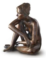 modella-riposo-bellini-bronzo