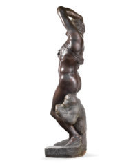 schiavo-morente-michelangelo-bronzo3