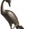 scultura in bronzo uccelli orientali replica a tiratura postuma di sirio tofanari fusa dalla fonderia artistica ferdinando marinelli di firenze in vendita presso la galleria bazzanti di firenze